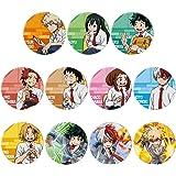 cluis Anime My Hero Academia Cosplay Badge Cartoon Boku no Hero Academia Spilla Pin Izuku Collection Borse Bottoni per zaini