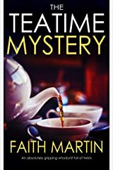 THE TEATIME MYSTERY an absolutely gripping whodunit full of twists Kindle Edition