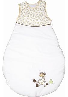 Babybett wei/ß inkl Himmel Kombi Kinderbett 70x140cm umbaubar zum Junior Bett Nest Bettw/äsche Matratze roba Komplettbett Set Fox and Bunny