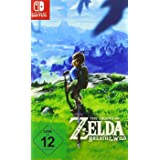 The Legend of Zelda: Breath of the Wild - Nintendo Switch - [Edizione: Germania]