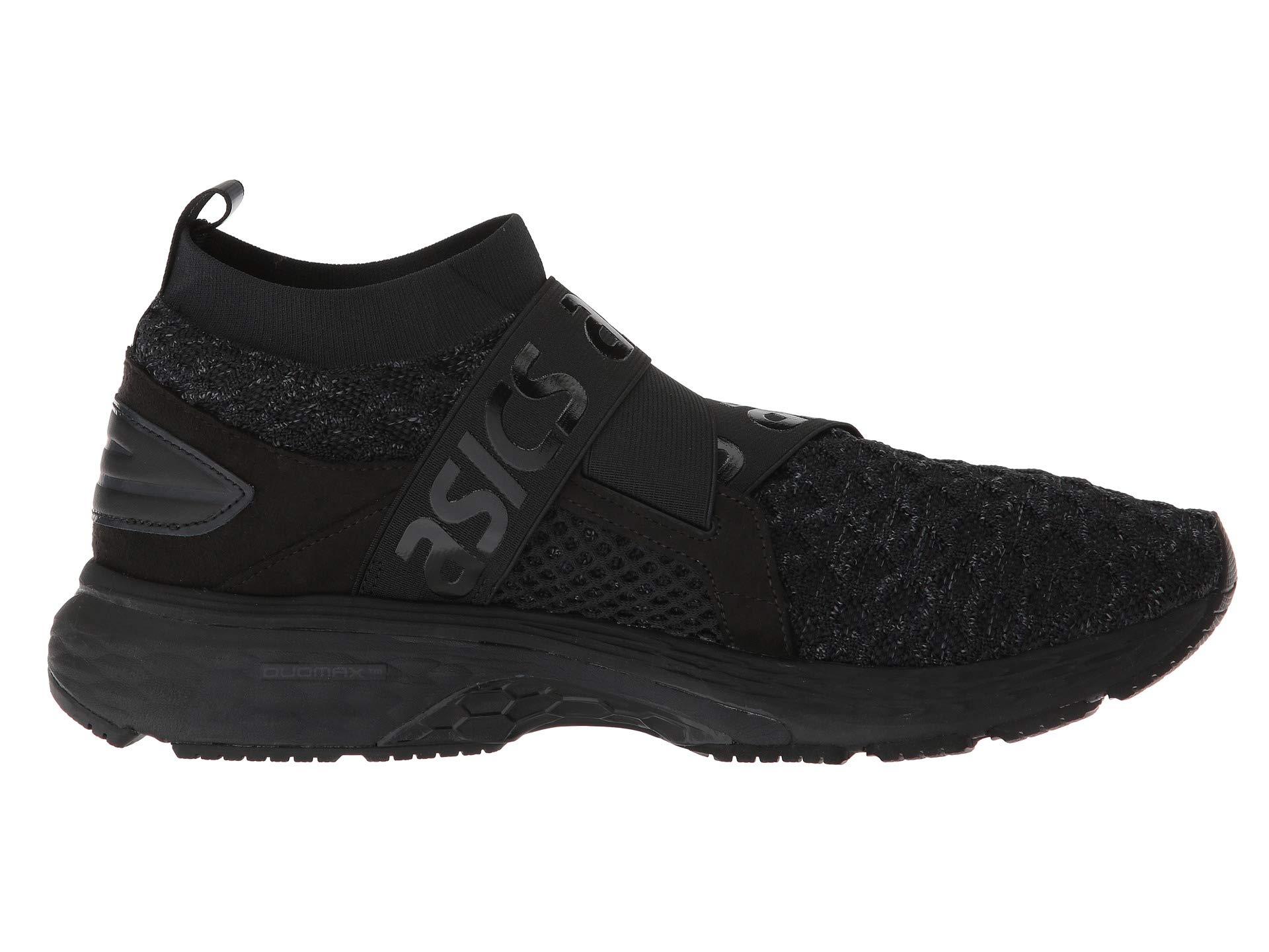 71MqlXAWz2L - ASICS Mens Gel-Kayano 25 Obistag Black/Carbon Running Shoe - 9