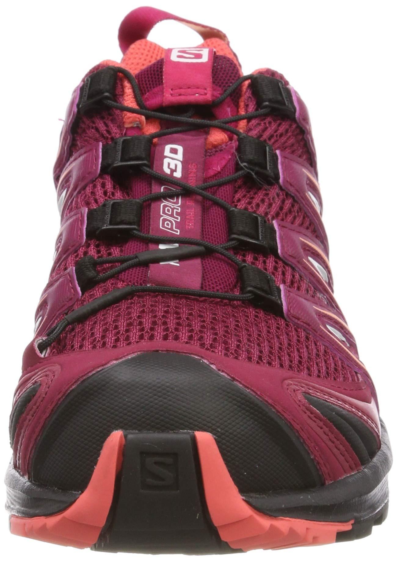 71MrBsokSVL - SALOMON Women's Xa Pro 3D W Trail Running Shoes