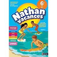 Cahier de Vacances 2020 de la 6ème vers la 5ème, toutes les matières - Nathan Vacances