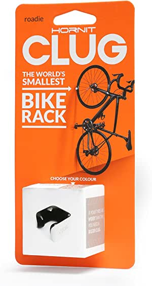 Hornit clug-Le plus petit du monde Vélo RackMTB XL stockageOrange-Blanc