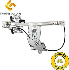Madlife Garage 1u0839462b Elektrischer Fensterheber Ohne Motor Hinten Rechts Octavia 1u2 1u5 Auto