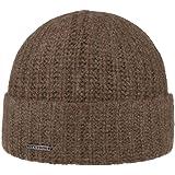 STETSON Premium Lamont Kaschmirmütze Strickmütze Wollmütze Umschlagmütze