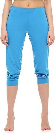 Merry Style Leggings 3/4 Pantaloni Capri Donna MS10-261