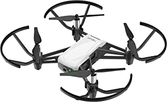 DJI Tello Quadcopter Drone Camera 4K Resolution, White - DJI-T 100 CP.PT.00000210.01