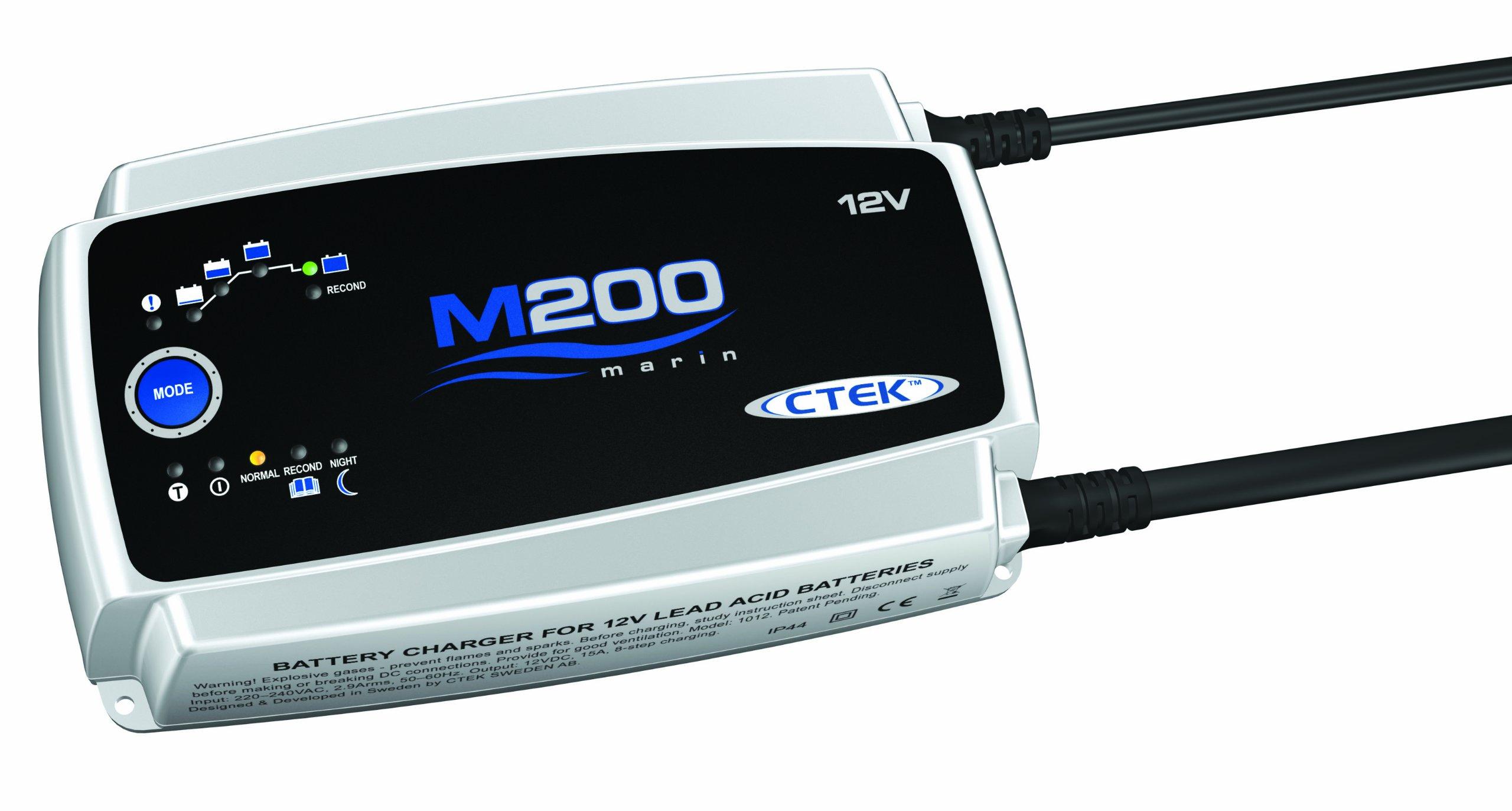 CTEK 56-220 Caricabatterie