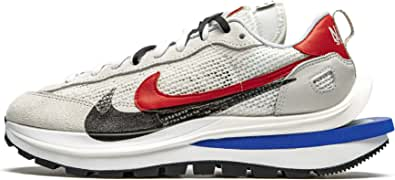 Nike - Vaporwaffle Sacaî Cv1363-100, colore: Grigio
