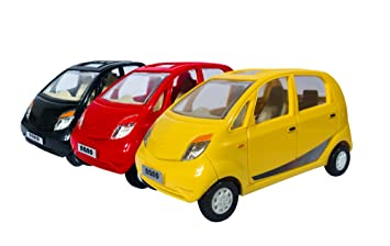 Buy Tata Nano 3 Combo Offer Black Red Yellow Online At Low