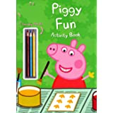 Piggy Fun: Great 5-Minutes By Picture Book For Kids 2-4 Ages