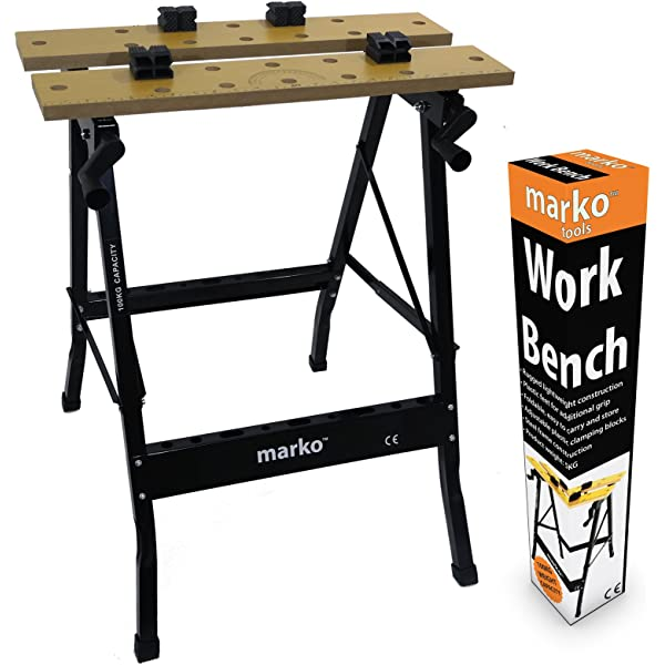 Silverline TB01 Portable Workbench 100 kg