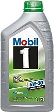 Mobil 1 154282 ESP 5W-30 Hochleistungsmotorenöl, 1 L, 1L