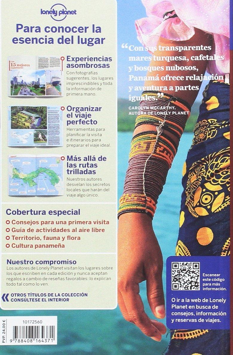 Panamá 1 (Guías de País Lonely Planet) [Idioma Inglés] 1