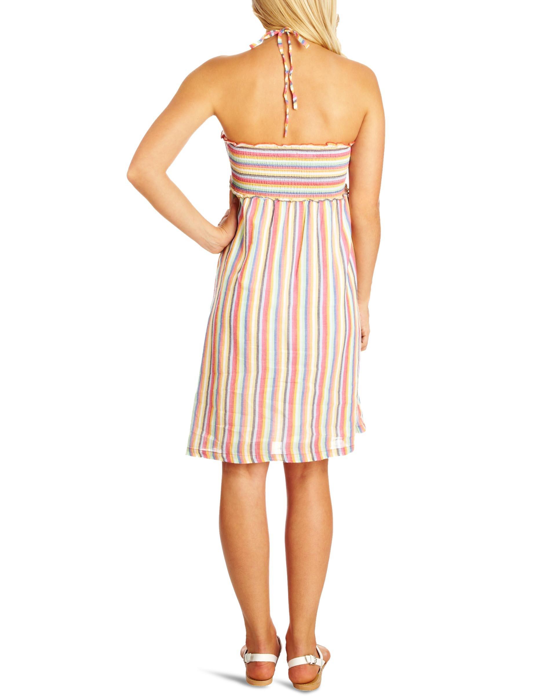 Roxy Miss California – Vestido para Mujer, diseño de Rayas