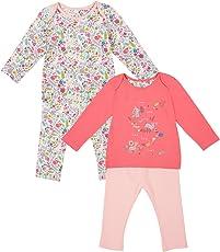 Mothercare Girls' Pyjama Top