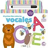 Aprender jugando. Vocales (Libro pizarra) (APRENDER JUGANDO LIBRO PIZARRA)