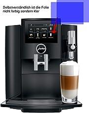 2X Crystal Clear klar Schutzfolie für Jura S80 15204 Kaffeevollautomat Displayschutzfolie Bildschirmschutzfolie Schutzhülle Displayschutz Displayfolie Folie