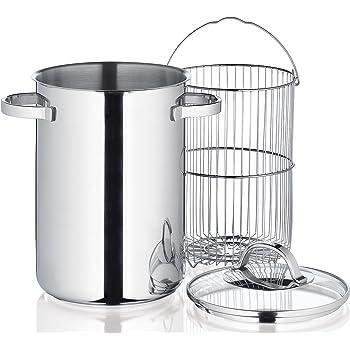 Küchenprofi 10 3001 28 16 Asparagiera