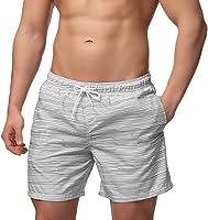 Occulto Herren Männer Badehose in vielen Farben | Badeshort | Bermuda Shorts | Beachshort | Slim Fit | Schwimmhose |...