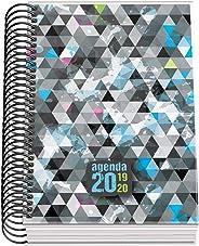 Agenda scolaire Nexus (D/P) - Dohe - A6 - Triangles