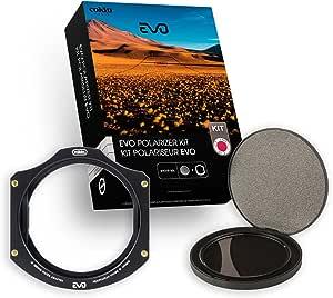 Cokin Evo1530l Kit Filterhalter Mit Filter C Pl 105 Mm Kamera