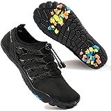 Zapatos de Agua para Hombre Transpirable Secado Rápido de Surf Escarpines Antideslizantes Calzado de Deportes Acuáticos Buceo