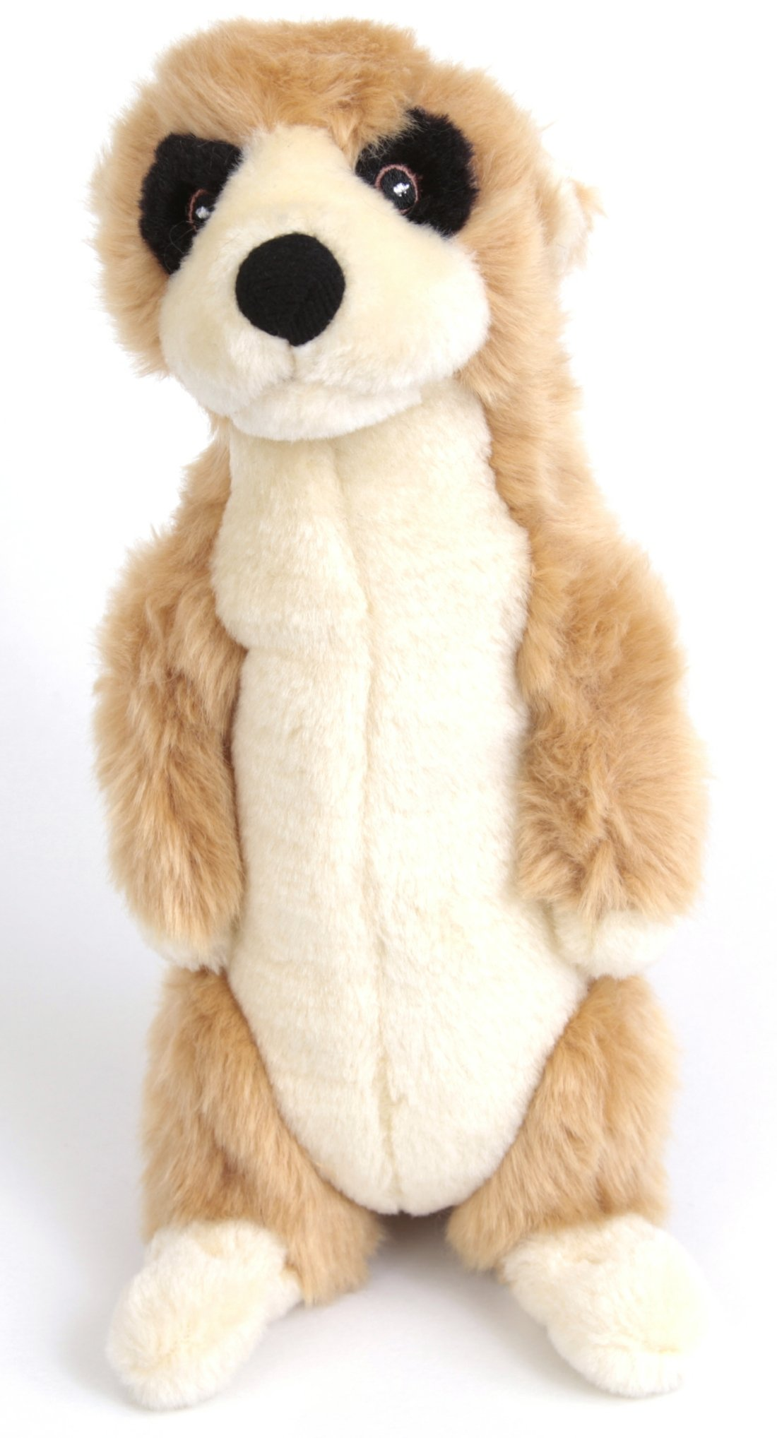 Animate-Soft-Plush-Meerkat-Dog-Toy-11-inch