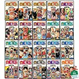 One Piece (3-in-1 Edition) Volume 1-20 Collection 20 Books Set With Gift Journal