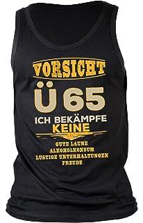Unbekannt Manner Spruche 65 Geburtstag Tragershirt Herren