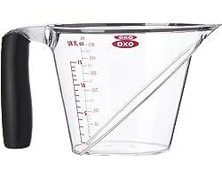 OXO Good Grips Angled Measuring Jug-500 ml, 500ml
