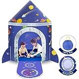 Tenda da Gioco, Tenda del Castello Tenda per Bambini Outdoor Gioco e Play Tent per Ragazze e Bambini, Casetta dei Giochi per