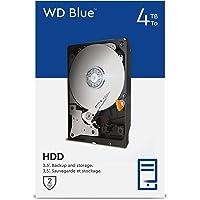WD Blue 4TB 3.5 Zoll Interne Festplatte - 5400 RPM Class, SATA 6 Gb/s, 64MB Cache