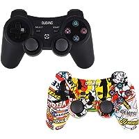 OUBANG Controller Wireless Bluetooth per Playstation 4 Joystick per Gamepad con Cavo USB per PS4 / Windows/Android/iOS…