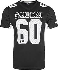 Majestic Oakland Raiders Moro Est. 60 Mesh Jersey NFL T-Shirt