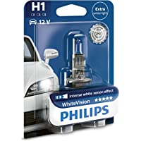 Philips 681351 Ampoules White Vision 1 H1, 12 V, 55 W