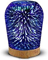 Aromatherapy Oil Diffuser, 3D Essential Oil Diffuser