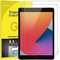 JETech Pellicola Protettiva Compatibile con iPad 8 / 7 (10,2 Pollici, Modello 2020 / 2019) / Air 3 (10,5 Pollici, 2019…