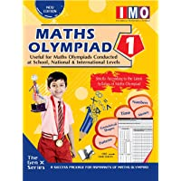 International Maths Olympiad - Class 1 (With OMR Sheets): Theories with Examples, Mcqs and Solutions, Previous Questions…