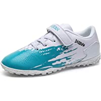 VTASQ Boys Football Boots FG/AG Soccer Athletics Training Shoes Running Teenager Indoor Outdoor Sports Sneakers for Kids…