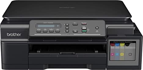 Brother DCP-T500W All-in-One Wireless Ink Tank Colour Printer