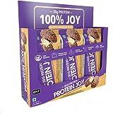 QNT Protein Joy 20g Protein Bar + Caramel Cookie Dough 6 x 70g Bars (420g Pack)