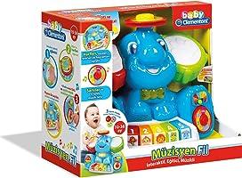 Clementoni 64307 Baby Clementoni Müzisyen Fil