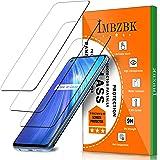 IMBZBK [3 Pack] Verre Trempé pour Realme 6/Realme 6S/RealmeNarzo Protection écran, [Pas de Bulles] [Couverture maximale] [Clarté HD] Verre trempé Anti-Rayures - Clair