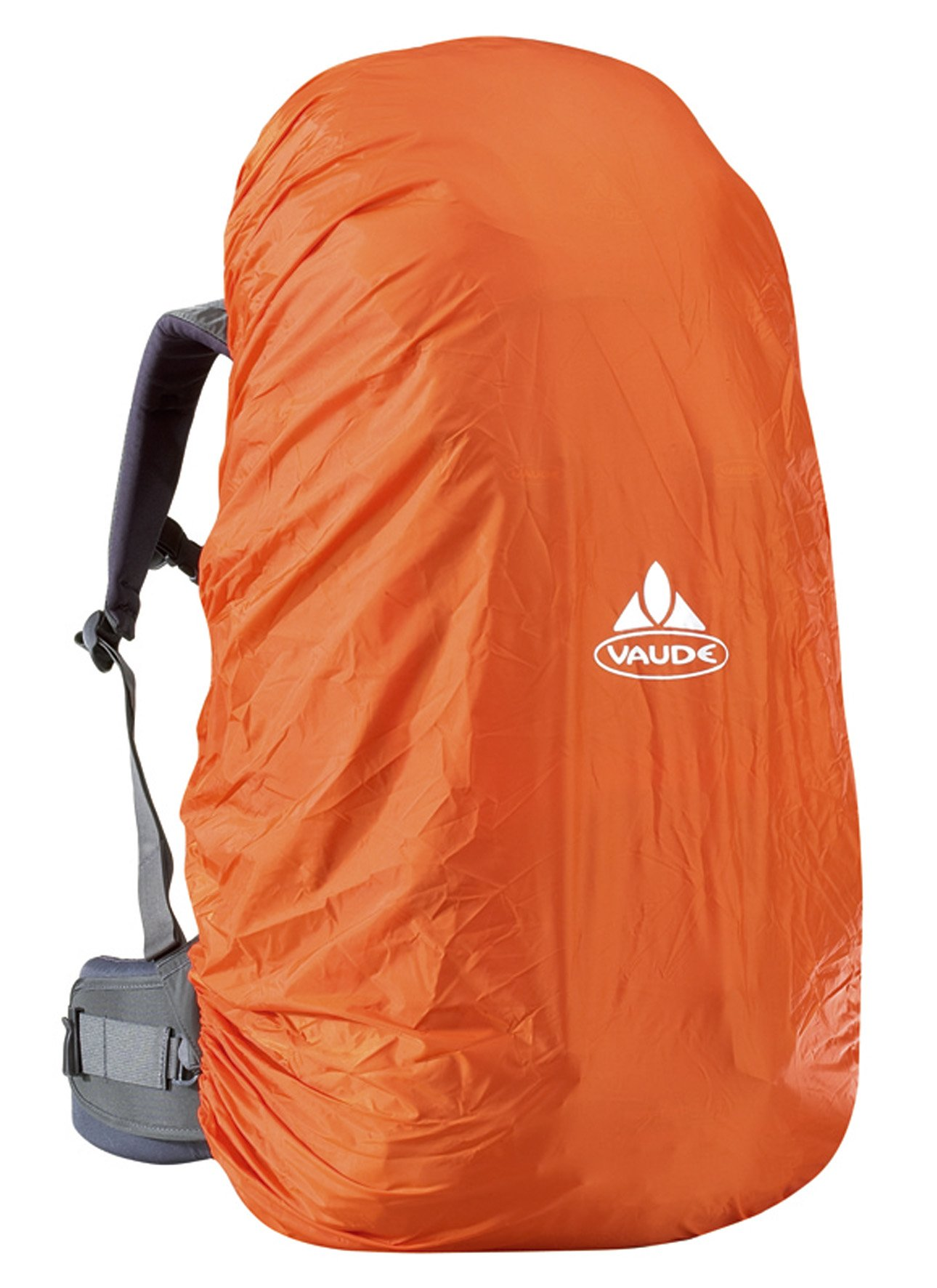 71N3r0tfcOL - VAUDE Raincover for Backpacks 6-15 l orange backpack accessories