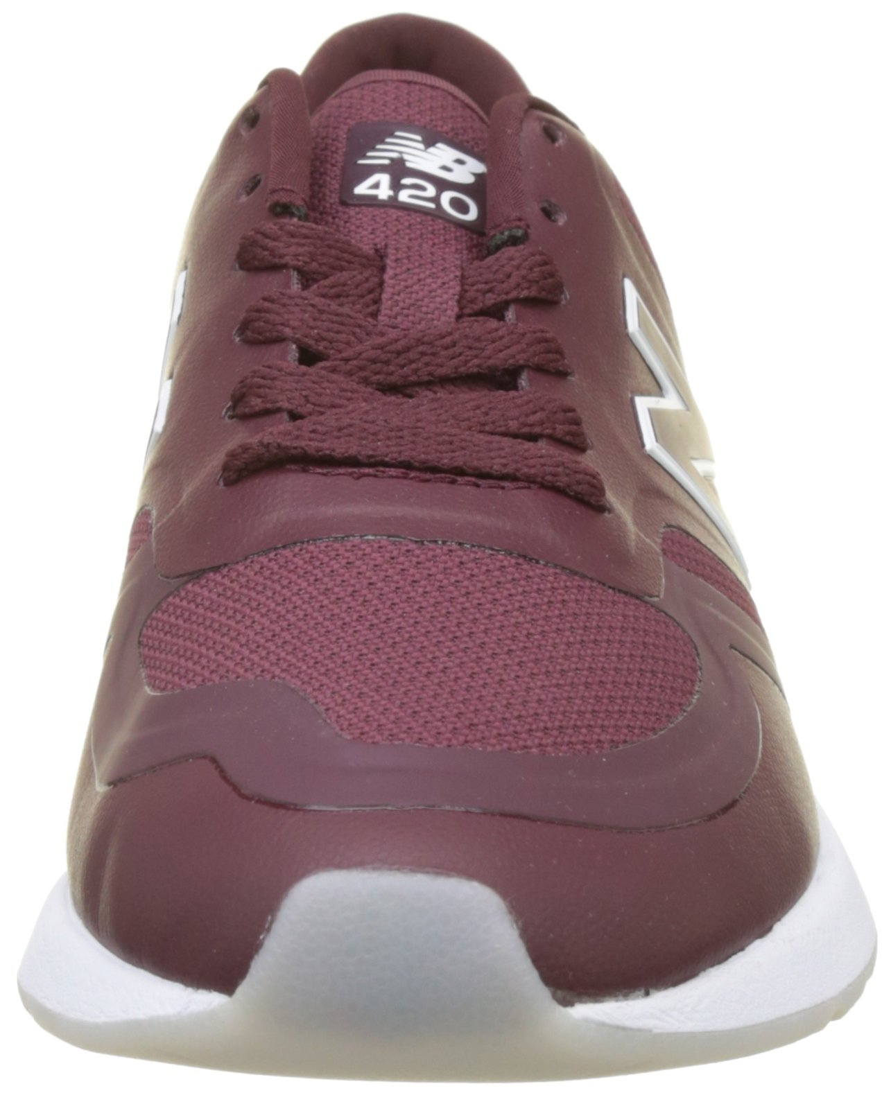 new balance rojo burgundy