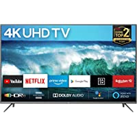 TCL 43EP640 Fernseher 108 cm (43 Zoll) Smart TV (4K UHD, HDR 10, Triple Tuner, Android TV, Micro Dimming, Prime Video…