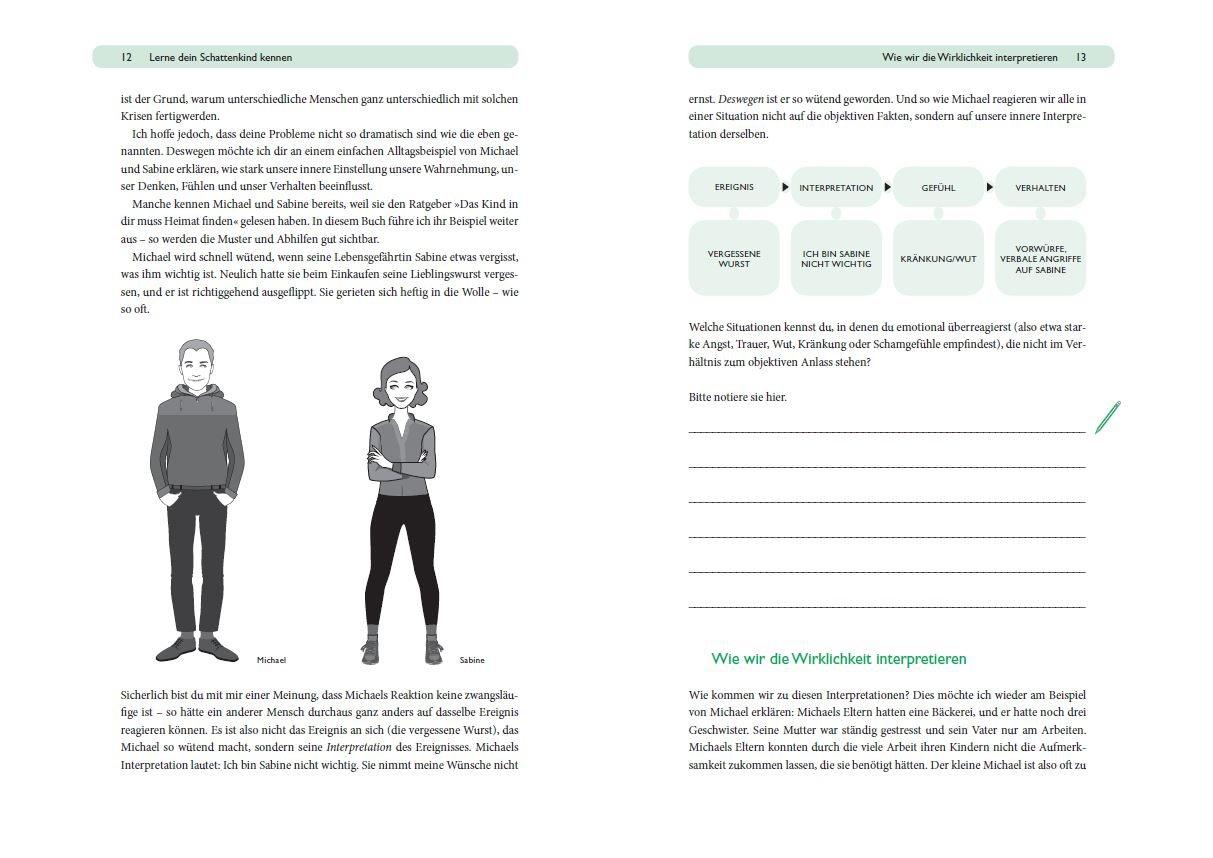 Das Kind In Dir Muss Heimat Finden In Drei Schritten Zum Starken Ich Das Arbeitsbuch Ebookempfehlung De