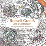 Russell Grant's Art of Astrology (Colouring Book)